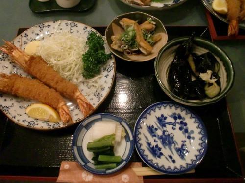 2日目 夕食
