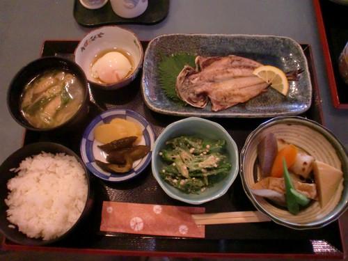 3日目は和朝食♪