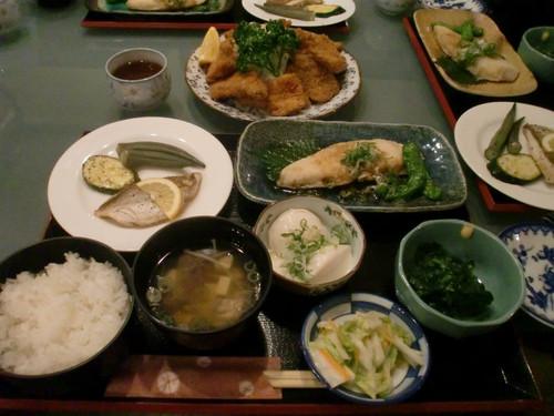 3日目 夕食