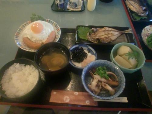 21  再びおれんじさんの朝食